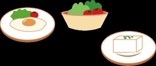 常備菜を使った色々な料理