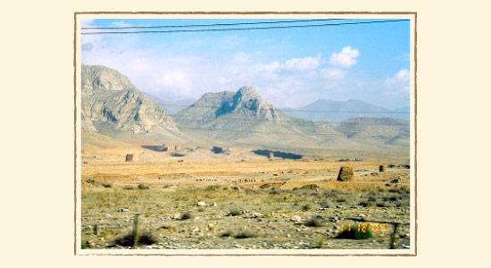 イランの美しい風景