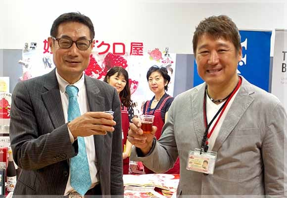 京野廣一医師とザクロ屋代表