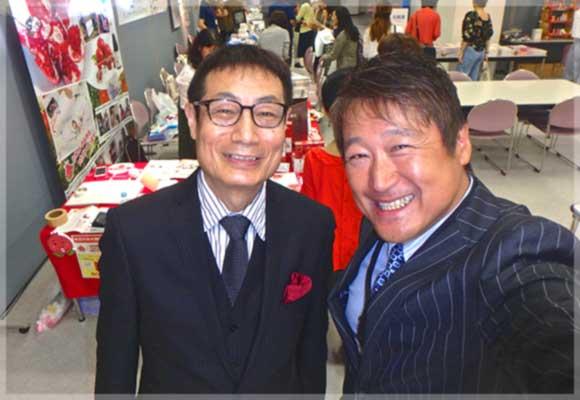 ザクロ屋代表と京野アートクリニック理事長