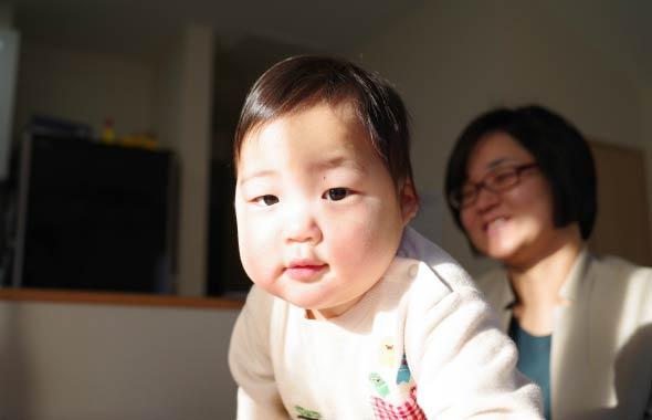 ザクロのしずく(石榴の滴)体験談様と赤ちゃん