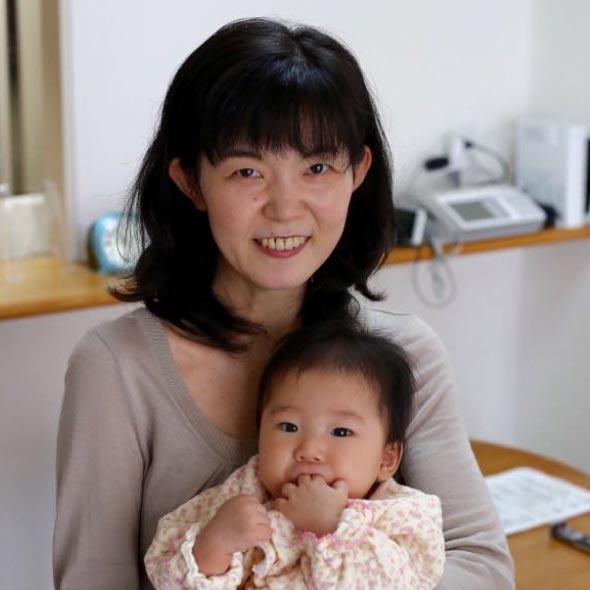 今井様と赤ちゃん